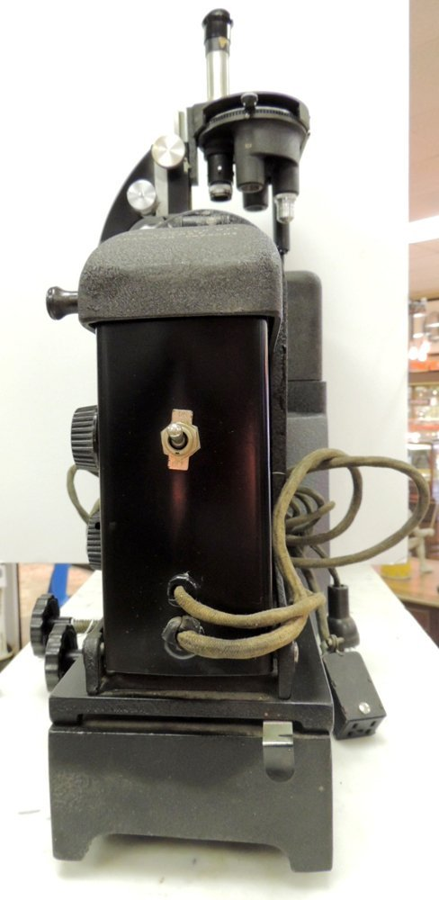 228: Bausch & Lomb electronic feed arc lamp - 3