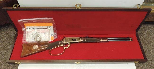 Winchester '94 John Wayne SN# 001