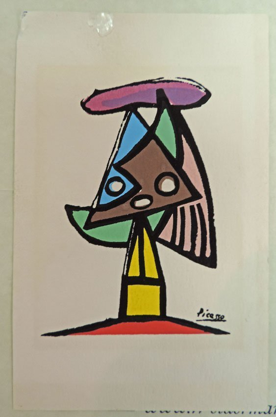Signed Picasso