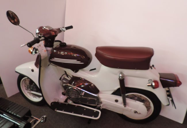 1966 Sears compact scooter