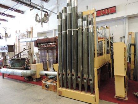 Aeolian pipe organ - 3