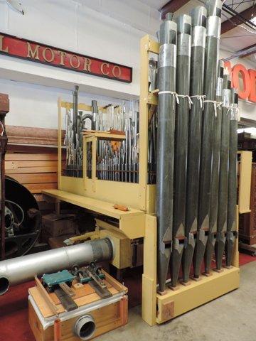 Aeolian pipe organ - 4