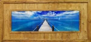 "Peter Lik ""Beyond Paradise"" limited edition photo print"