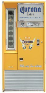 Corona Extra (beer) Vending Machine