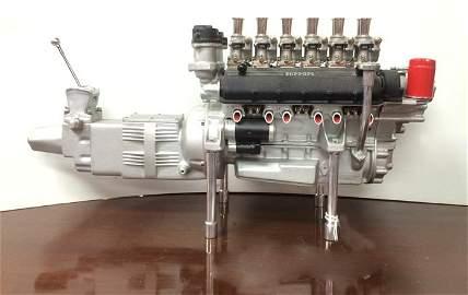 Ferrari model engine