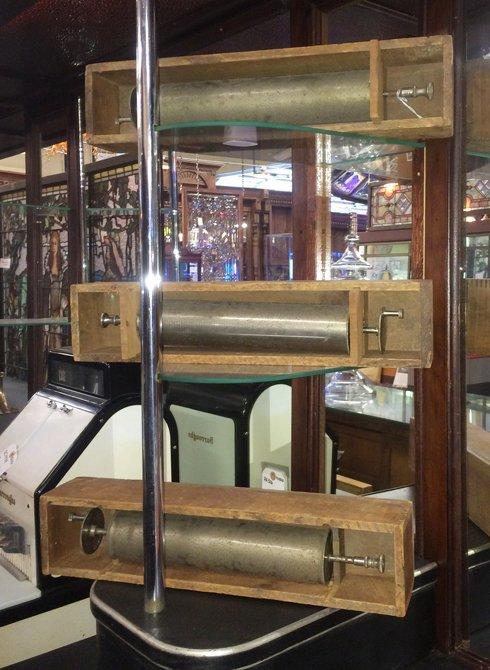 Cylinder music box - 2