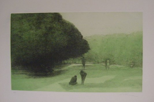 """7: Harold Altman """"Green Park"""""""