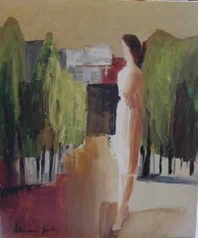 "123: Adriana Naveh ""Untitled"""