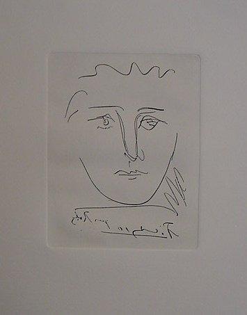 """9: Pablo Picasso """"Age de Soleil"""""""