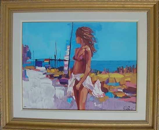 "16: Nicola Simbari ""St. Tropez"""