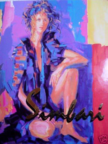 21: Nicola Simbari Catalog Raisonee x 5