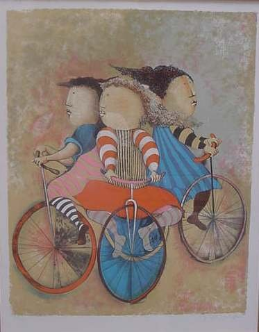 "4: Rodo Boulanger ""Tricycles"""