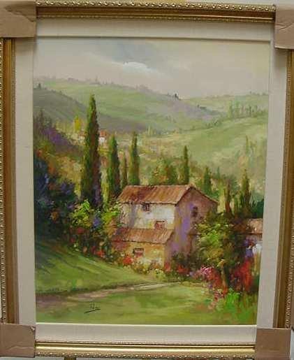 "5: Alex Perez ""Siena Country Villa"""