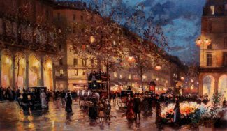 """20: Valery Gromov """"Evening Lights"""""""