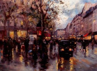 """22: Valery Gromov """"Paris"""""""