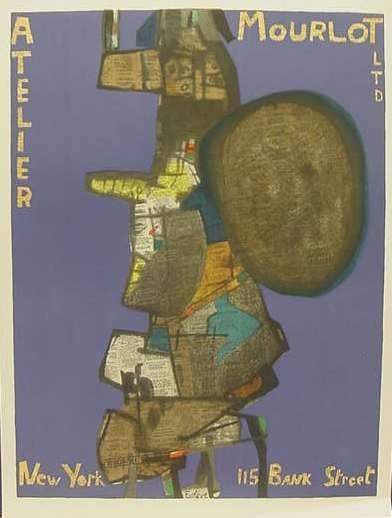 3: Atelier Mourlot Poster