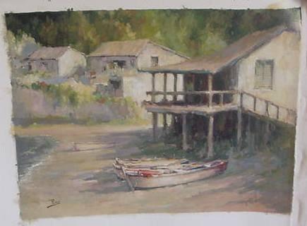 "11: Alex Perez ""Quintay Fishing Boats O/C"