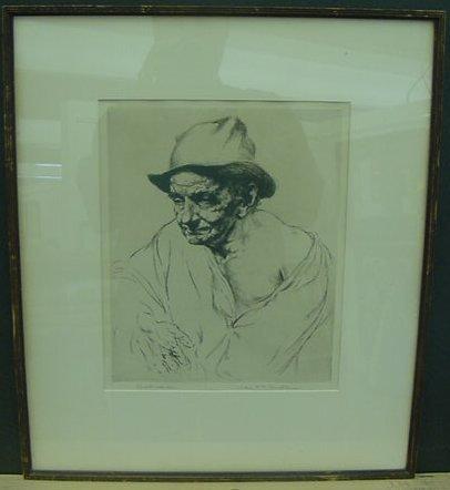 "20: Arthur William Heintzelmann ""Portrait"""