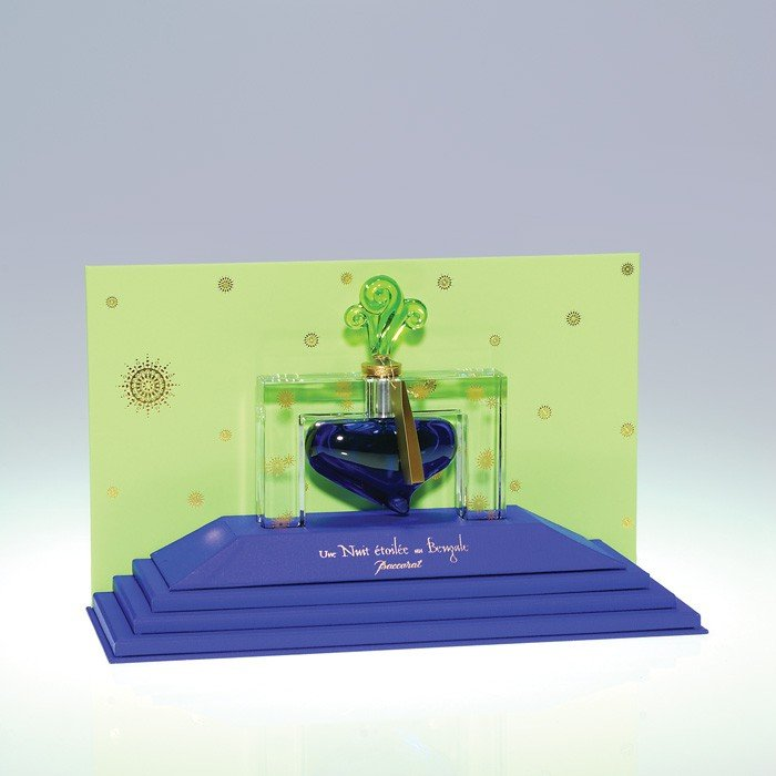 """723: Baccarat perfume """"Une Nuit etoilee an Bengale"""", 5"""