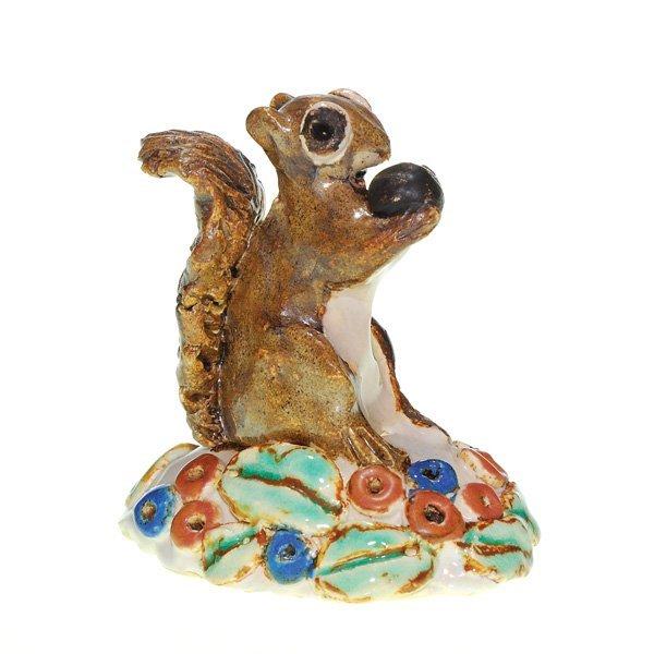 """0162: Overbeck grotesque squirrel, 2 1/2"""""""