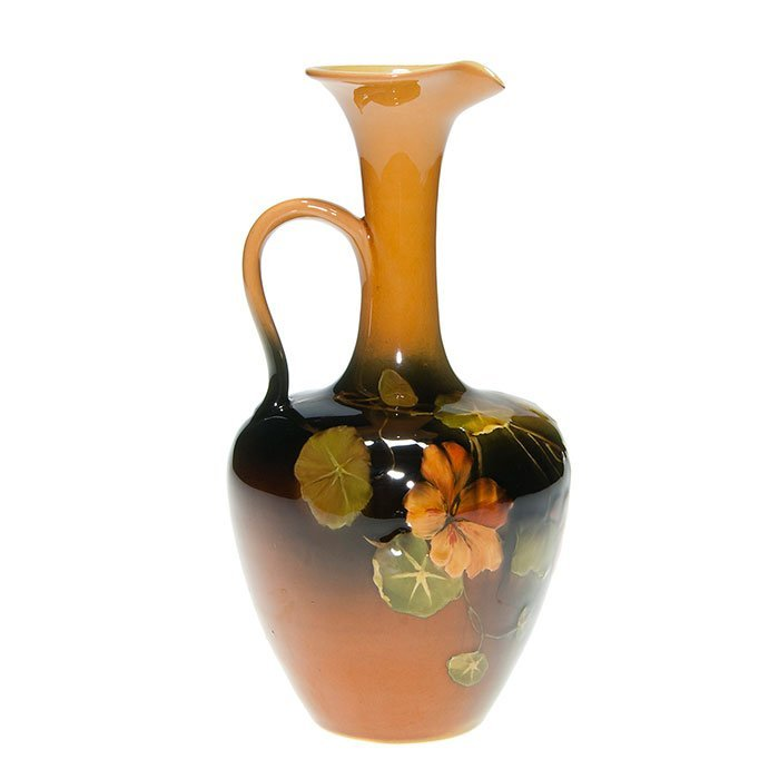 Rookwood Standard Glaze Foertmeyer 1890 8 1/8""