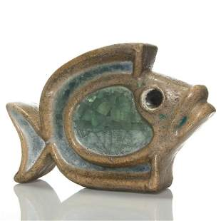 Waylande Gregory fish, 1 of 4 made for his pool