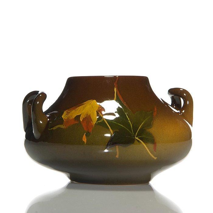 "Rookwood Standard glaze vase, Sax, 1897, 3"", 536 E"