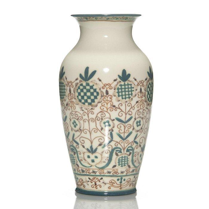 "Rookwood 9 3/8"" Decorated Porcelain, 1922,Hentschel"