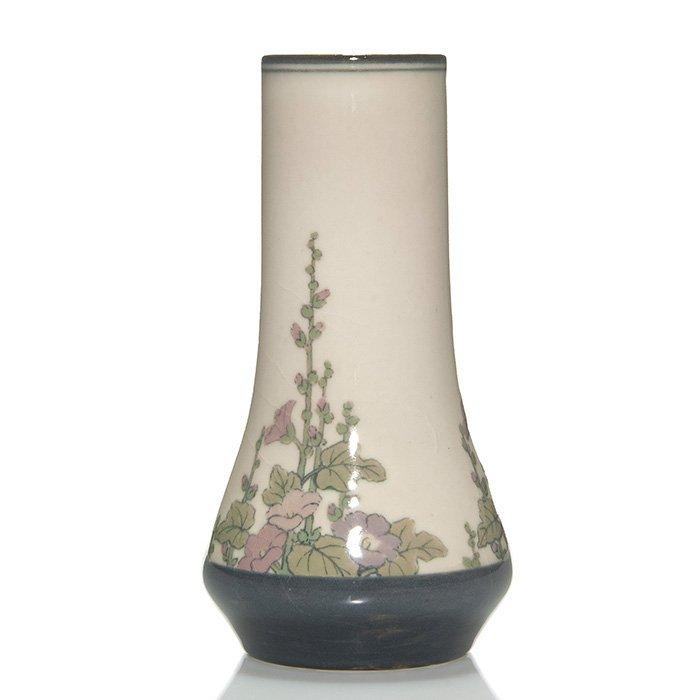 "Rookwood Porcelain vase,Asbury,1919,1278 F,7 1/2"""