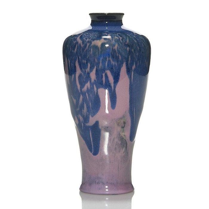 "Rookwood porcelain, Wilcox, '20, shape 2306, 7 1/8"""