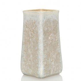 "University City Crystalline Glaze Test Vase,'13,3 3/8"""