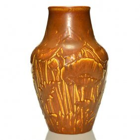 "Rookwood Production Vase, Ks Design, '30, 11 7/8"""