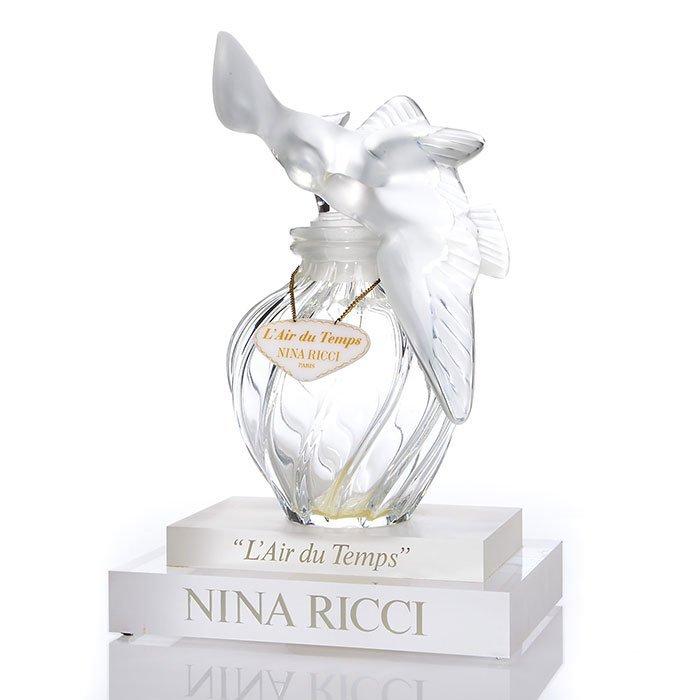 """Lalique """"L'Air du Temps"""" perfume, Nina Ricci"""