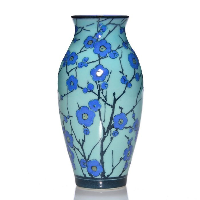 """Rookwood Porcelain vase, Epply, 1922, 356E, 6 1/2"""""""
