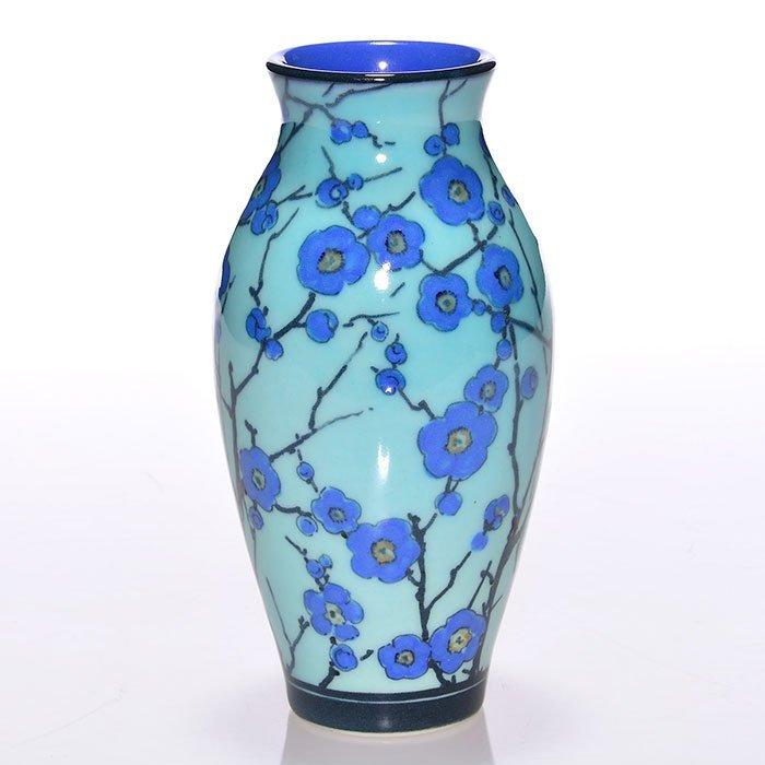 """Rookwood Porcelain vase, Epply, 1922, 356E, 6 1/2"""" - 2"""