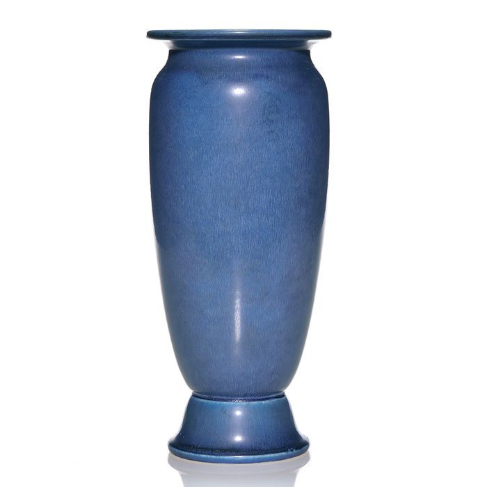 Rookwood production vase,mat, 1924, 2787, 10 1/2""