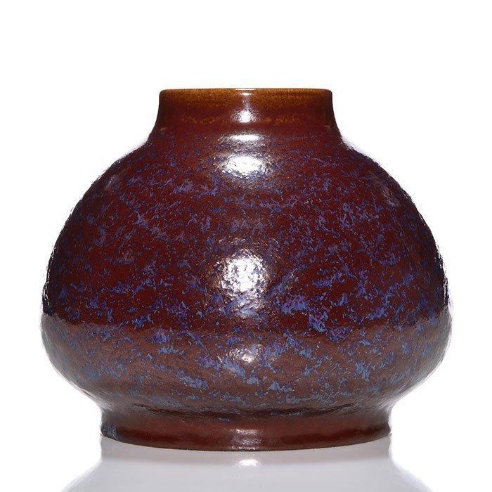 """Rookwood Glaze Effect vase, 1933, S, 4 5/8"""""""