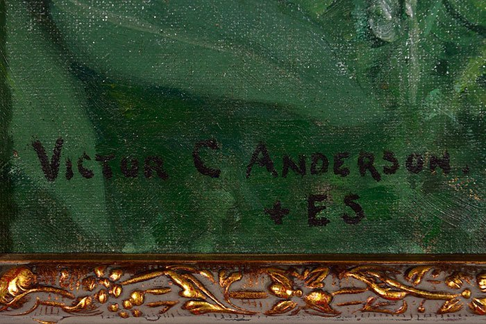 Victor C. Anderson, Life cover, Adam and Eve - 5