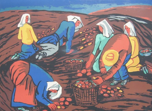 6: Potato Pickers