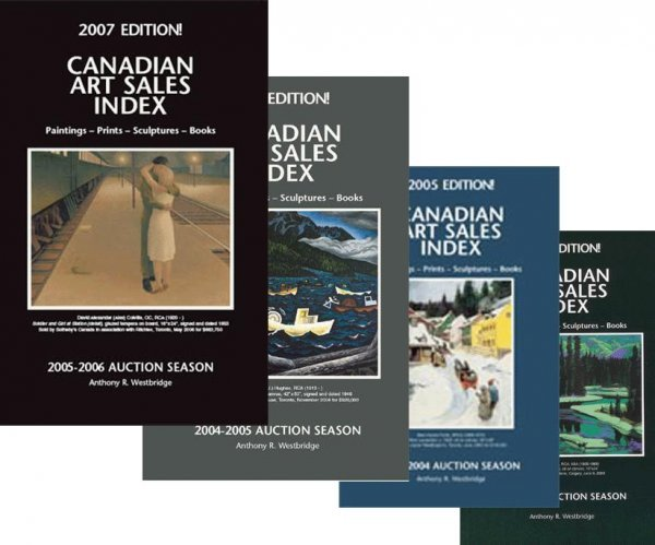 75: Canadian Art Sales Index: 1989-2009