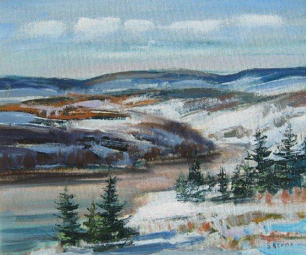 3: Winter Landscape