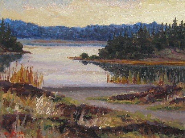 6: River Landscape