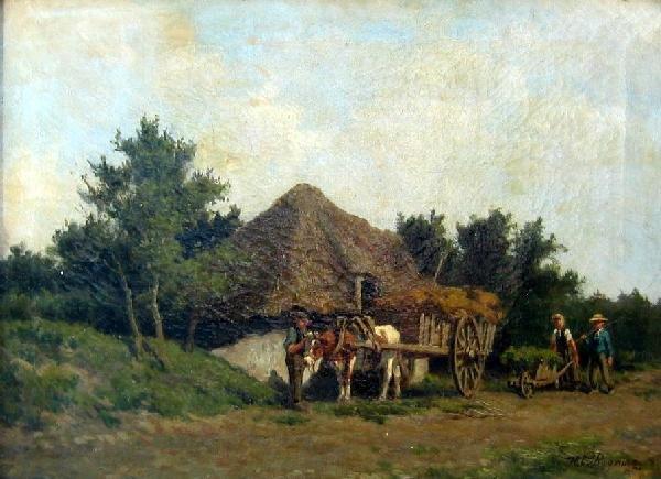 7: Loading the Hay Cart