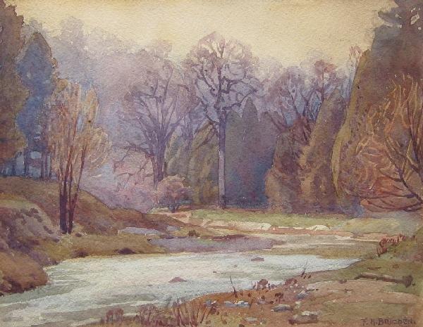 8: River Landscape