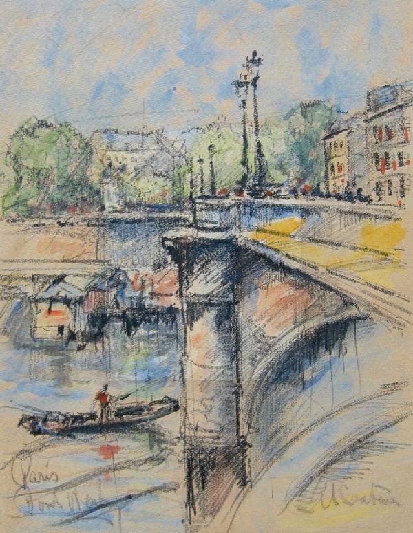20: Pont Neuf, Paris
