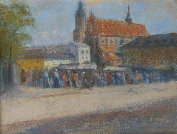 33: Market Scene