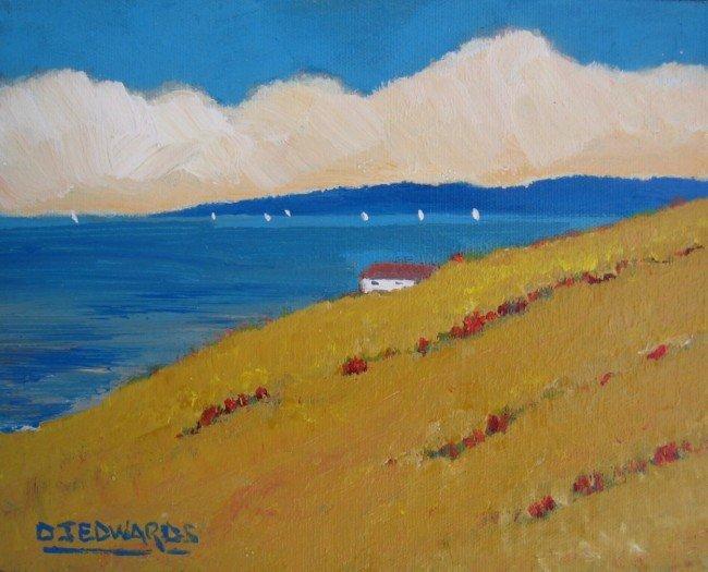 4: Gulf Islands Sail
