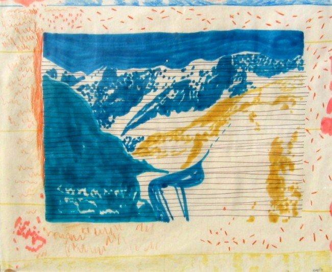 4: Banff Postcard #5