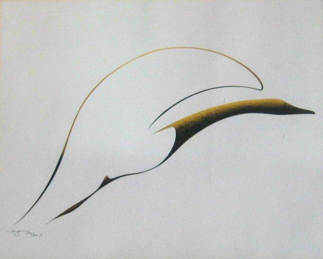 9: Flying Goose