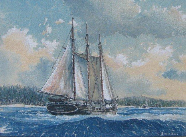 14: 'Azalea' Cod Fishermen Out of Seattle